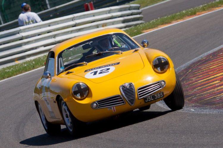 Alfa Romeo Giulietta SZ 1961