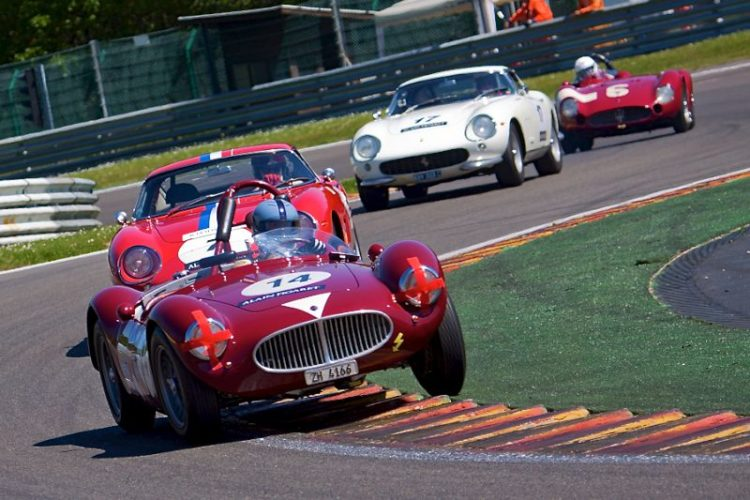 Maserati A6 GCS 1954