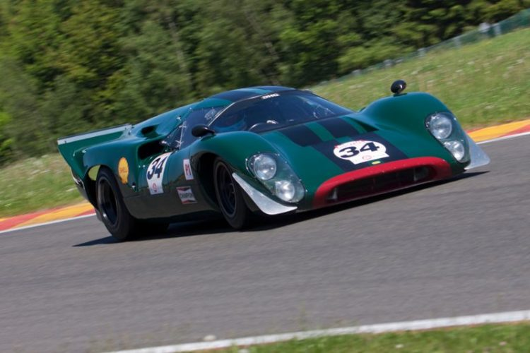 Lola T70 MkIIIB 1969