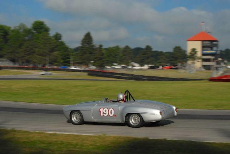1955 Mercedes Benz 190SL,Doug Radix.