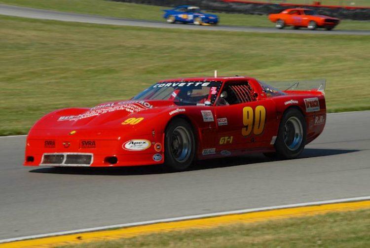 Jeff Bernatovich, GT1 Corvette.