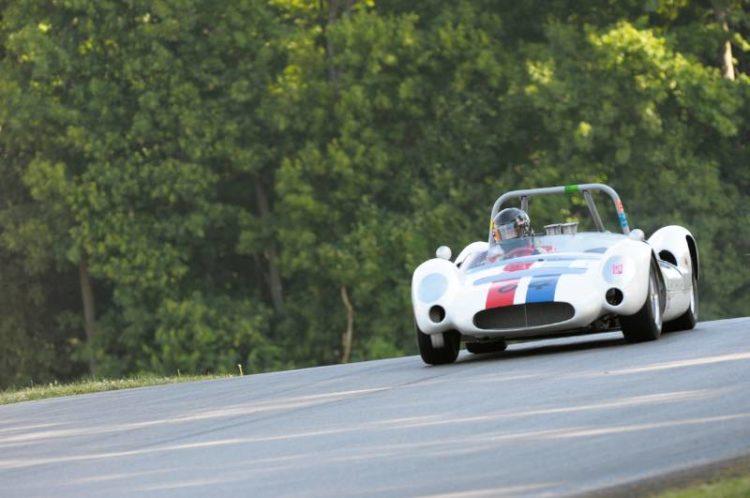 1964 Cooper Monaco- Jack Ruscilli.