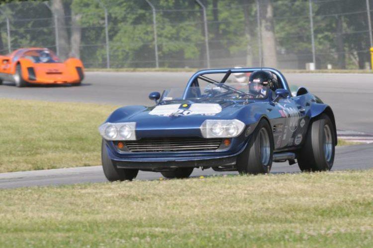 1963 Corvette GSRep, Ken Mennella.