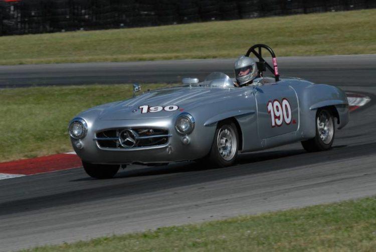 1955 Mercedes Benz 190 SL Doug Radix.