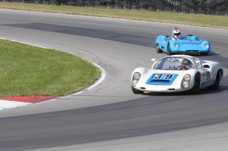 Henry Payne IV- 1966 Porsche 906.
