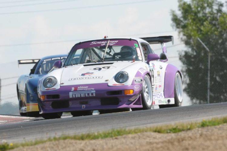 Lawrence Schumacher- 1997 Porsche 911/933T.
