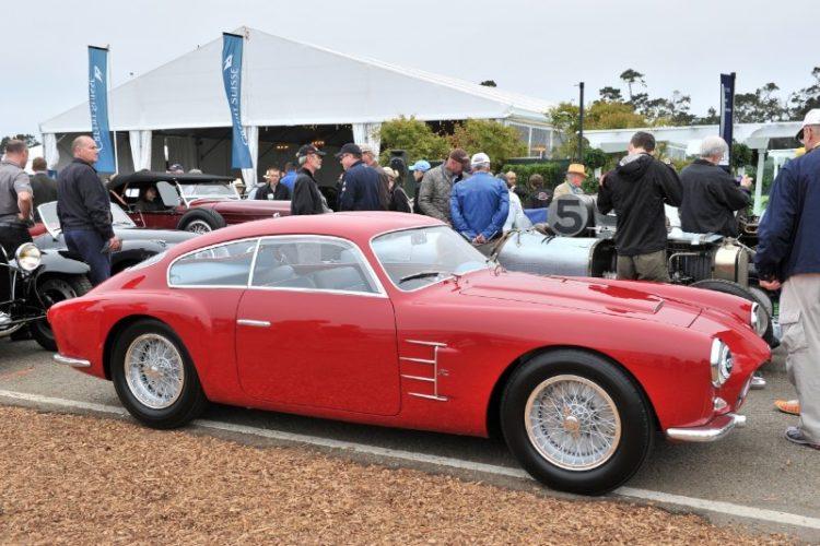 1956 Maserati A6G 2000 Zagato Coupe