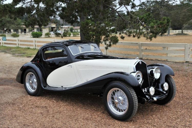 1933 Alfa Romeo 6C 1750 Gran Sport Figoni Coupe