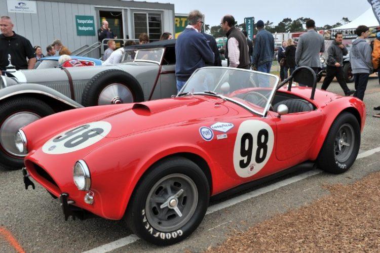 1963 Shelby 289 Competition Roadster