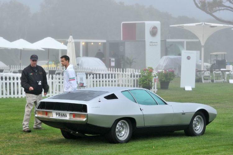 Jaguar Pirana by Bertone