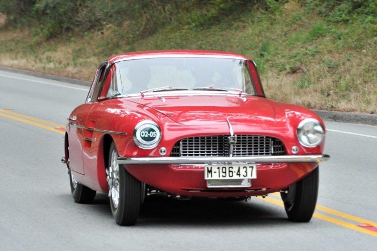 1958 Pegaso Z-103 Touring Berlinetta