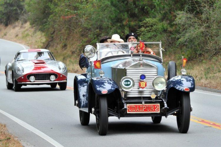 1924 Rolls-Royce 20HP Barker Tourer - Arvind Singh Mewar, Maharana of Udaipur