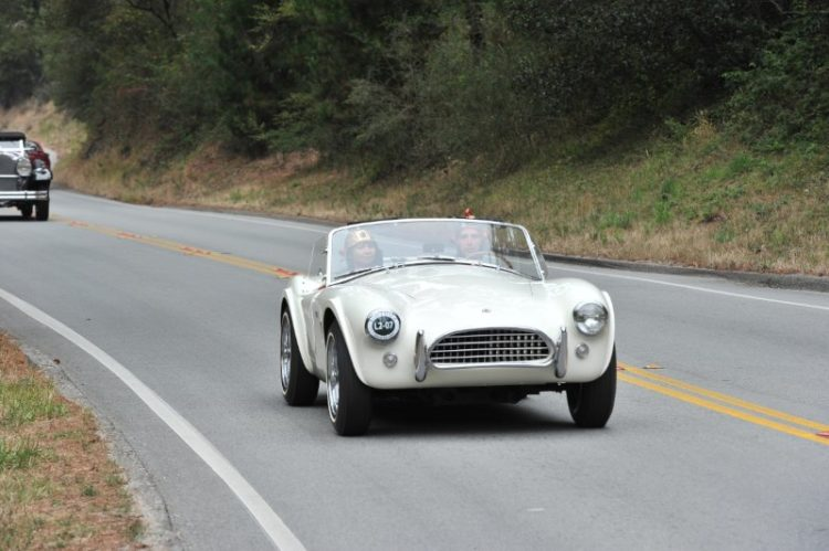1964 Shelby Cobra 289 Roadster