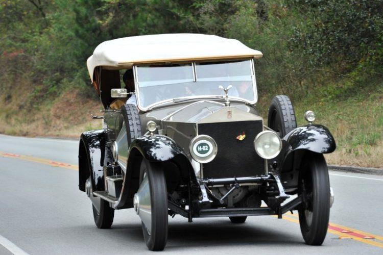 1923 Rolls-Royce Silver Ghost Barker Tourer