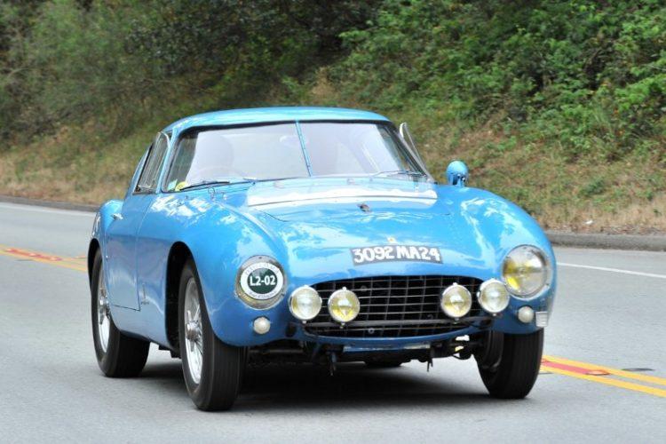 1954 Ferrari 500 Mondial Pinin Farina Coupe