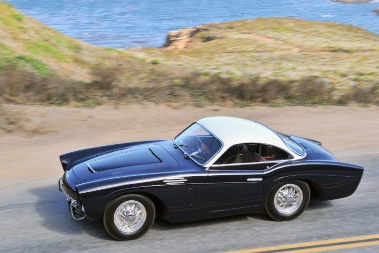 1954 Pegaso Z-102 B Saoutchik Coupe