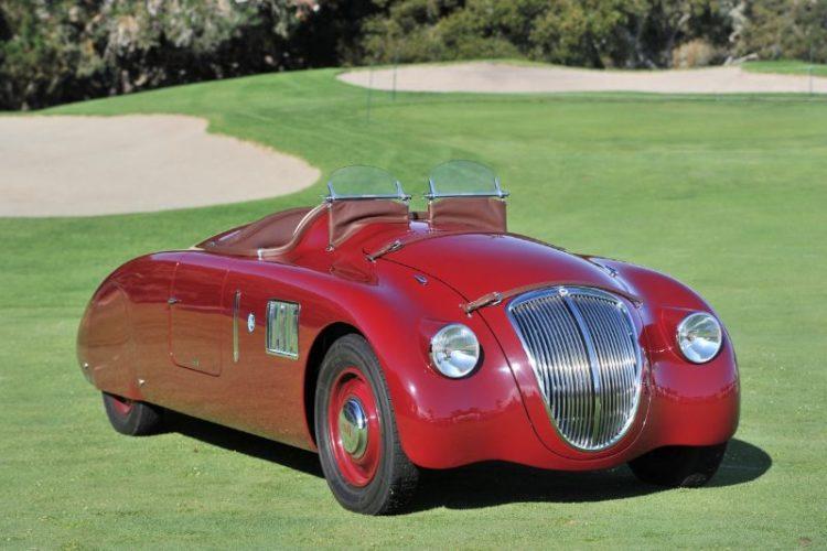 Lancia Aprilia Zagato
