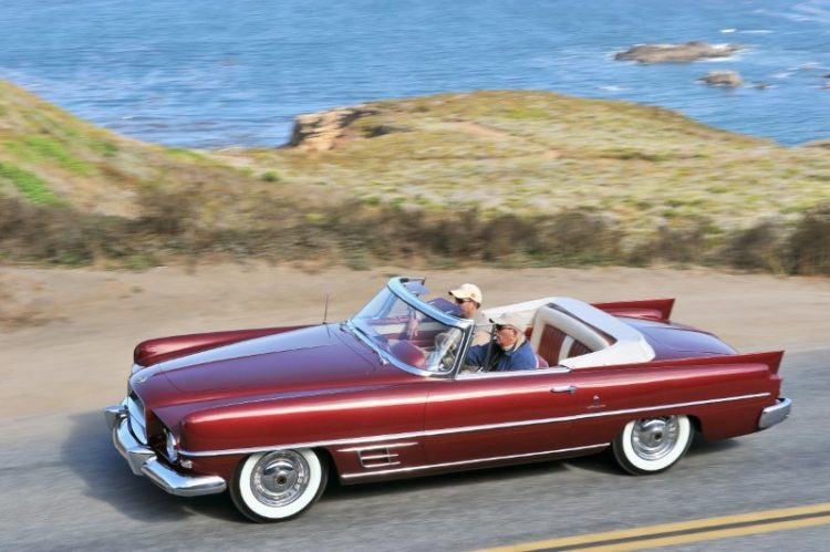 1957 Dual Ghia Convertible Coupe