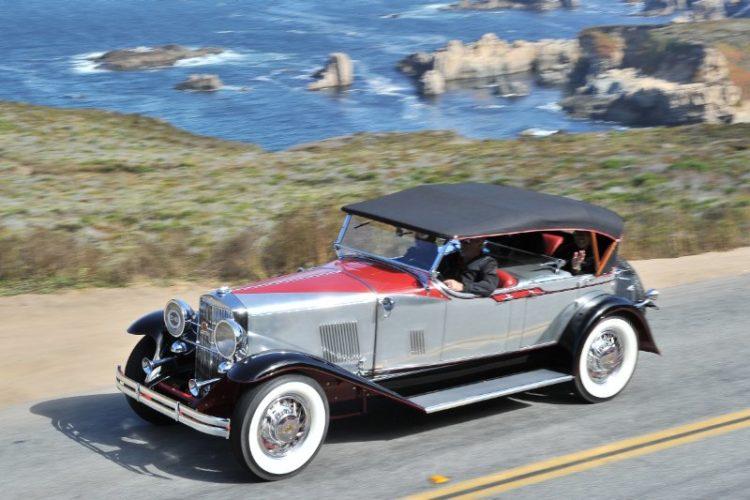 1929 Graham-Paige Model 837 LeBaron Sport Phaeton