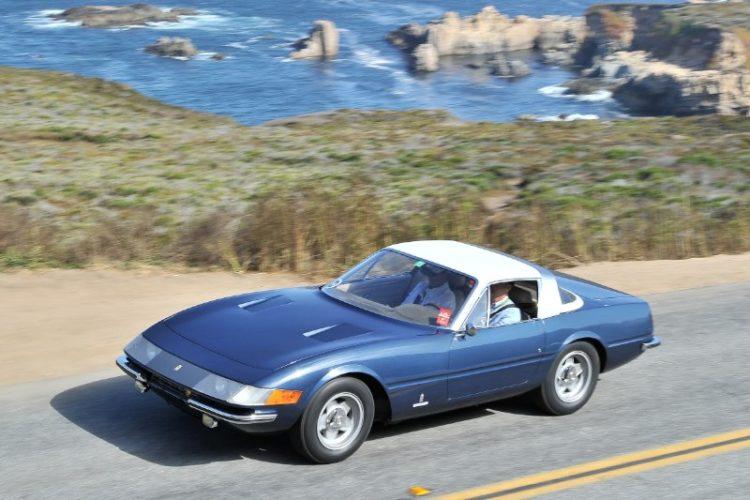 1969 Ferrari GTB/4 Pininfarina Coupe Speciale