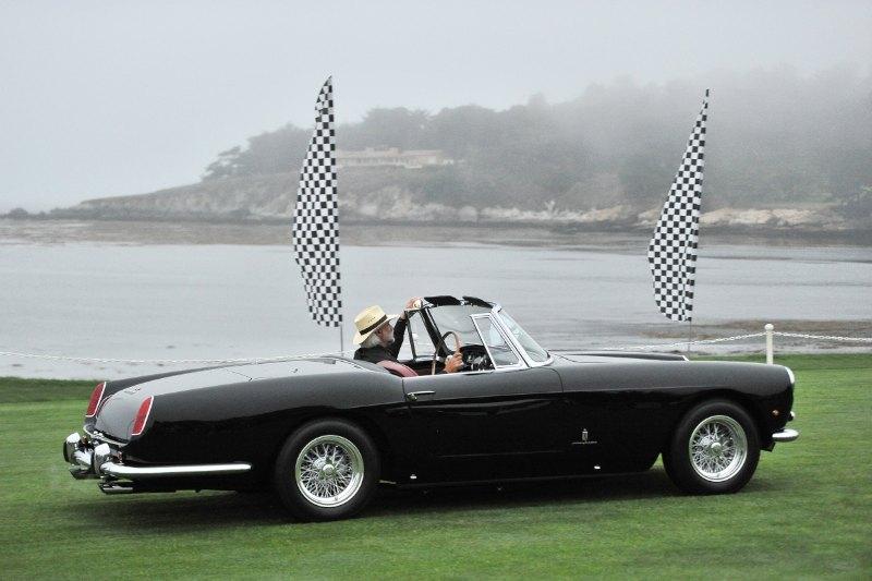 1960 Ferrari 250 GT Pinin Farina Cabriolet