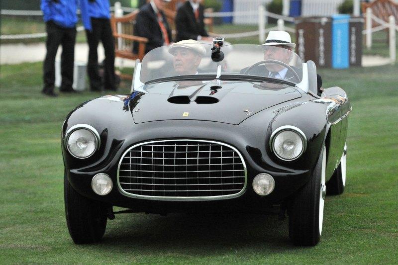 1952 Ferrari 212/225 Inter Touring Barchetta