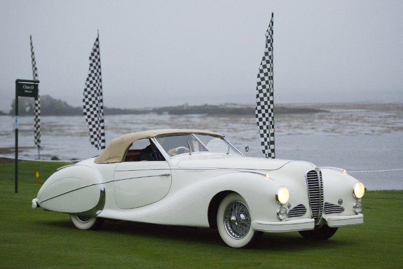 1949 Delahaye 135 M Saoutchik Cabriolet