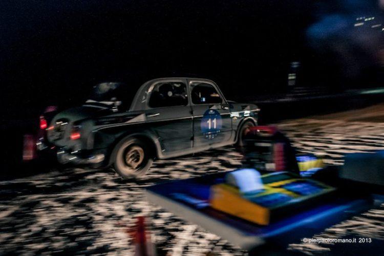 1957 Fiat 1100/103 E TV - Winter Marathon Rally 2013