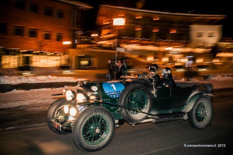 1925 Bentley 3 Litre - Winter Marathon Rally 2013