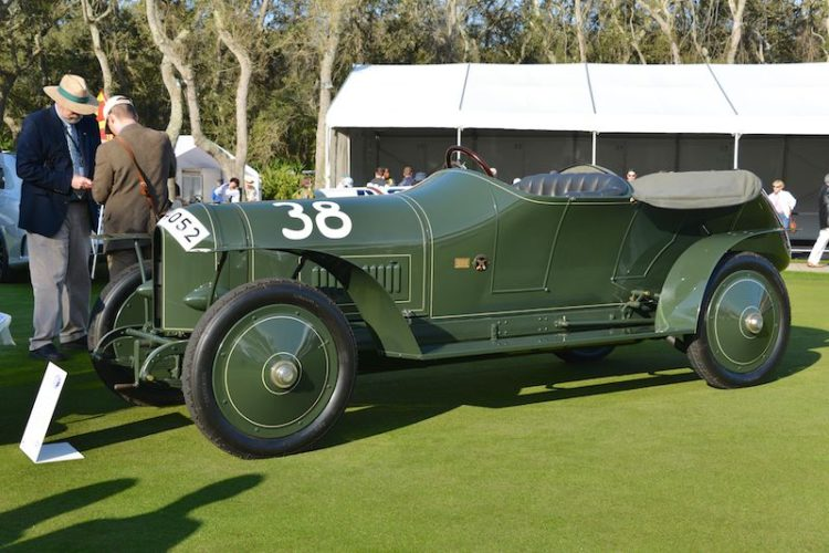 1910 Benz Prinz Heinrich Racing Touring Car