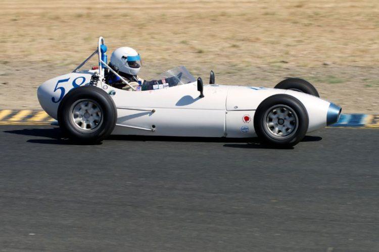 Karen Barry's 1960 BMC Huffaker F-Jr.