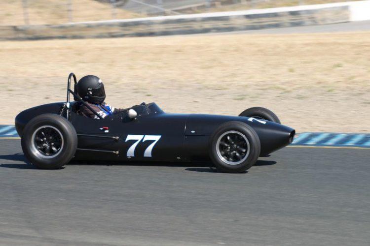 Marc Sange's BMC Huffaker F-Jr.