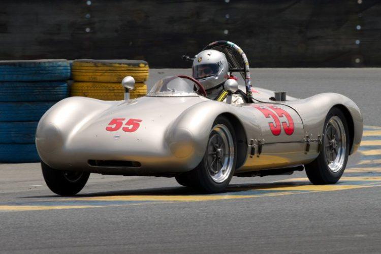 Cameron Healy's quick 1953 Cooper Porsche Pooper in eleven.