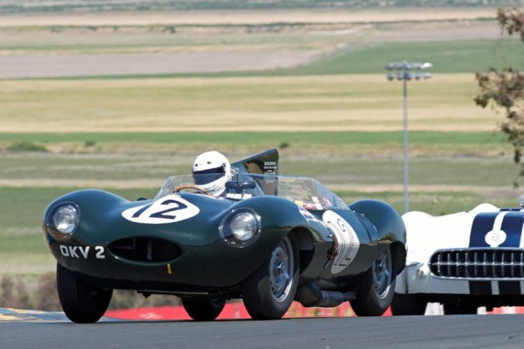 Dean Meiling's 1954 Jaguar D-Type. Another car type we need to see more of at these events. Dean, thanks for bringing this special Jaguar D-type to the event.
