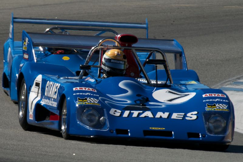 Mimo Gidley's Lola T294.