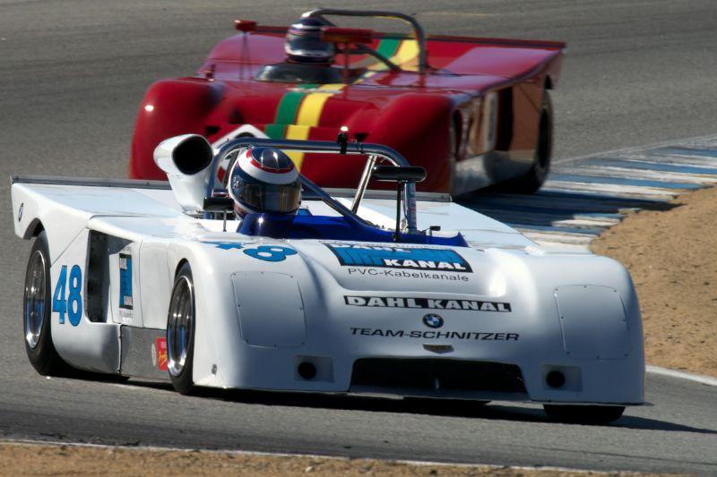 Dennis Singleton's Chevron B21.