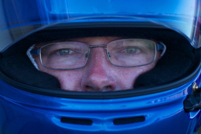 ERA driver Gregory Whitten.