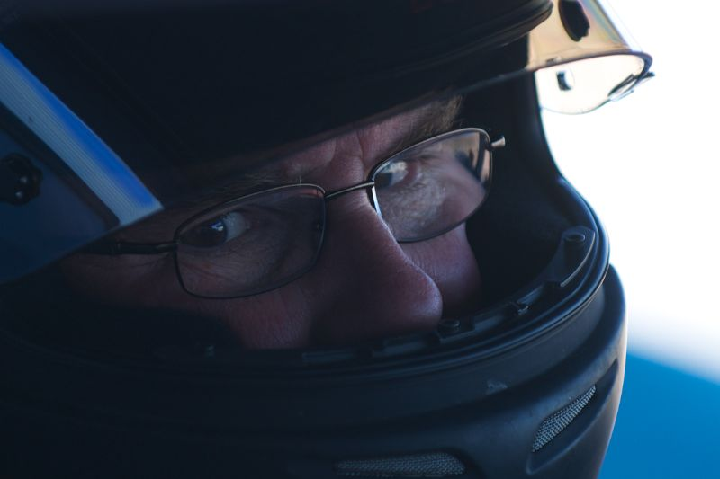 Bruce Canepa drove a Corvette Grand Sport.