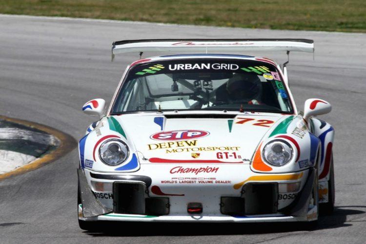 Frank DePew, 93 Porsche 964 Turbo