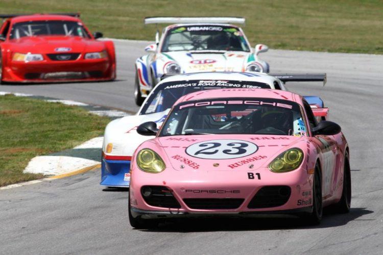 Lori Cassling, 09 Porsche Cayman S