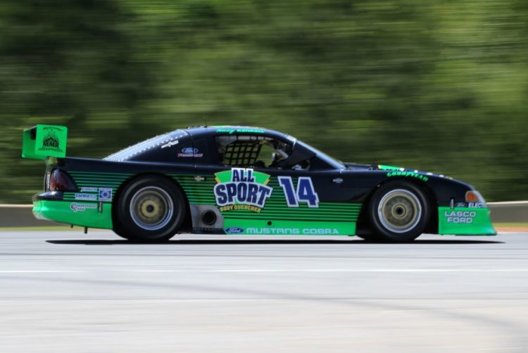 Phil Lasco, 00 Ford Mustang T/A