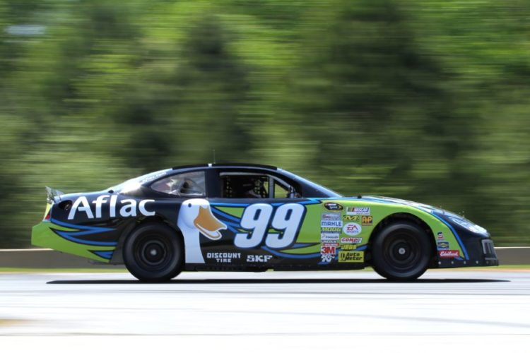 Debbie Cloud, 06 Ford Fusion NASCAR