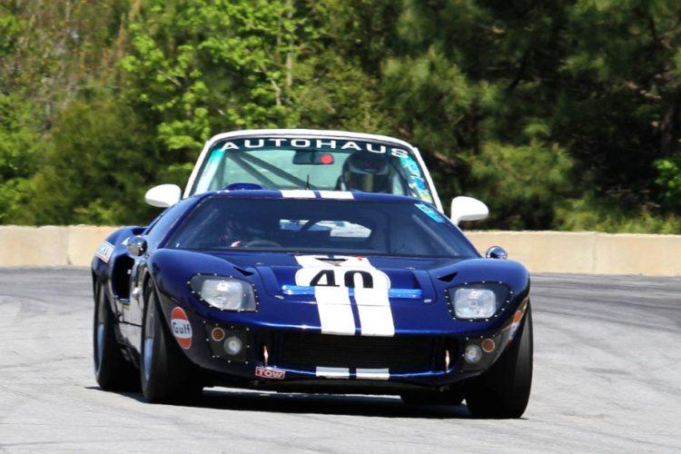 Jeff McKee, 66/06 Bailey GT40