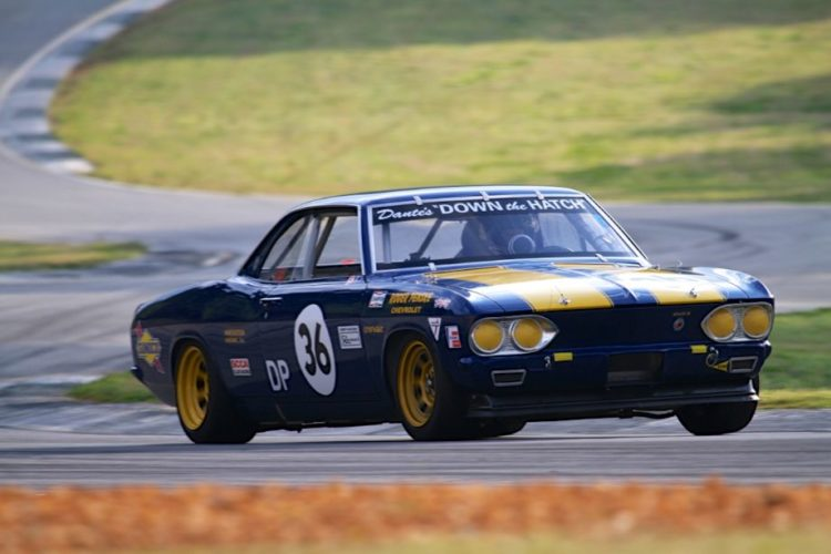 Rick Norris, 65 Corvair Monza