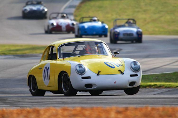 James Jackson, 64 Porsche 356SC