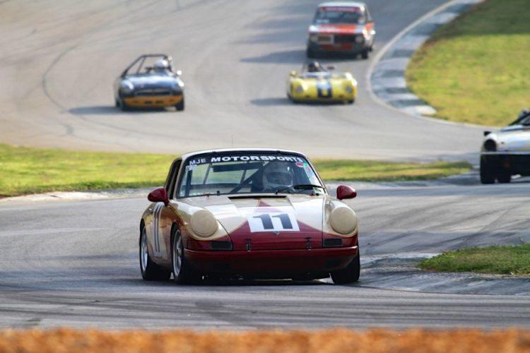 Michael Eberhardt, 68 Porsche 911