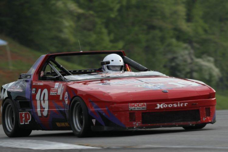 Mark Irwin, 77 Fiat X1/9