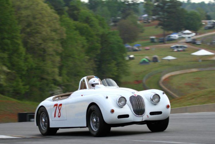 Max Heiman, 58 Jaguar XK150