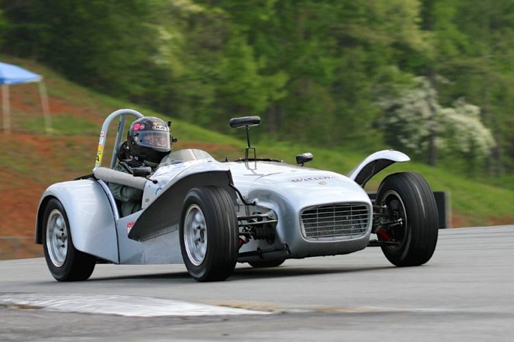 Herb Wetanson, 61 Lotus Super 7