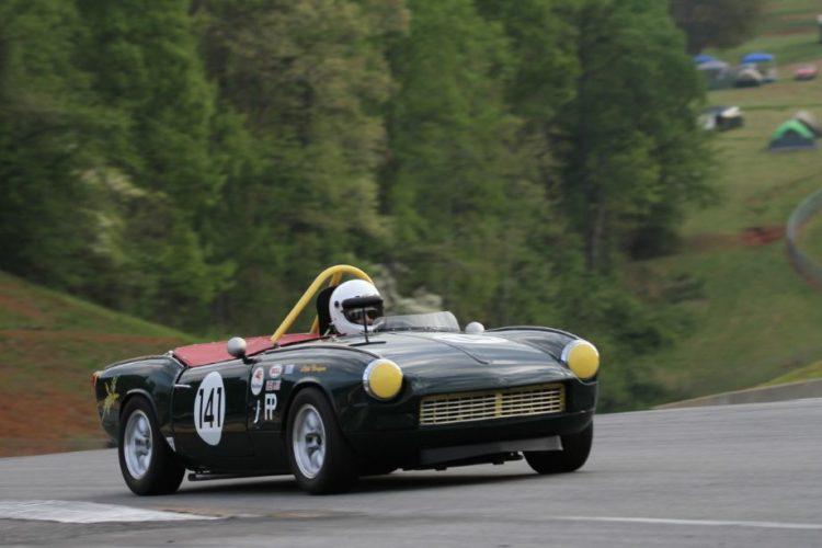 Leigh Derby, 68 Triumph Spitfire